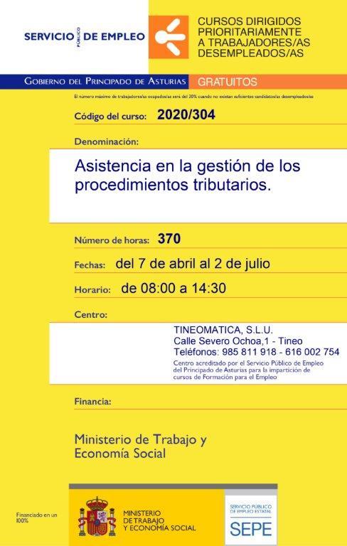 CARTEL 2020-304